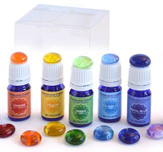 Color Aroma Wellness Kits