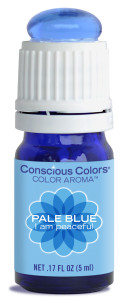 pale blue color aroma for sleep